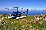 Interview mit einem Hubschrauberpiloten auf Mallorca