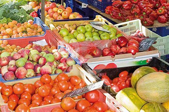 Markt Cala Ratjada