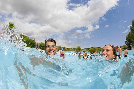 Wasserpark in Palma de Mallorca