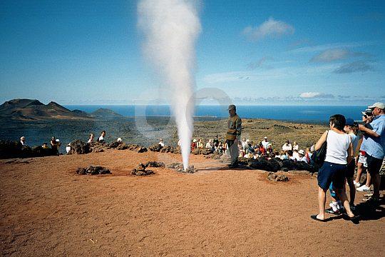 Vulkan auf Lanzarote