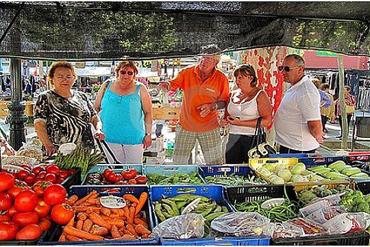 Markt Ausflug Mallorca
