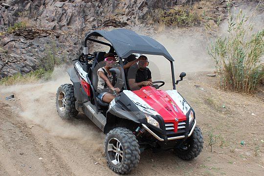 Gran Canaria Buggy fahren