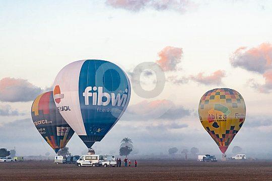 Mallorca im Heißluftballon erleben
