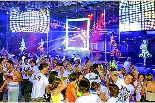 BCM Planet Dance Floor