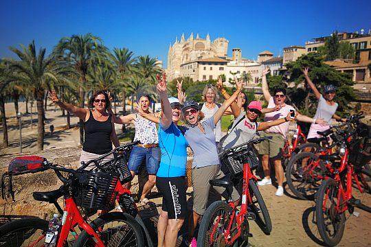 geführte Radtour auf Mallorca