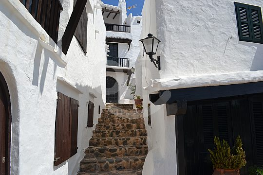 Binibeca auf der Insel Tour Menorca
