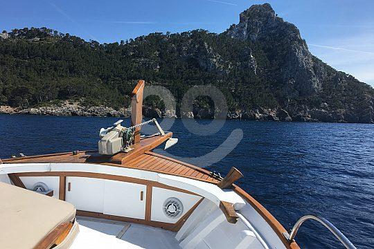 Boot mieten ab Alcudia