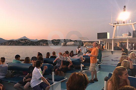 Südwestküste Mallorcas per Boot erkunden