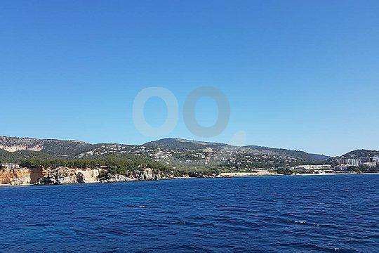 Tour mit dem Boot auf Mallorca Südwest