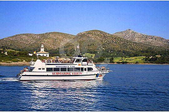 Ausflugs-Boot Mallorca