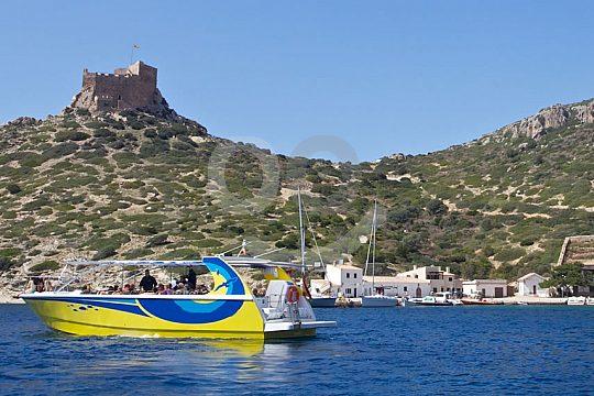 Bootsausflug nach Cabrera