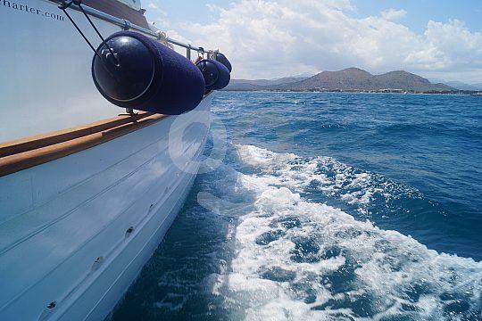 Boot mieten Alcudia