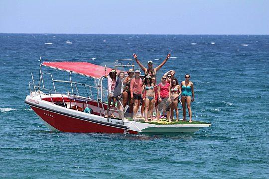 Exklusive Bootstour mit einer Bootsvermietung auf Kreta