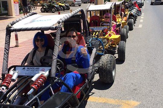 Buggys fahren Ibiza