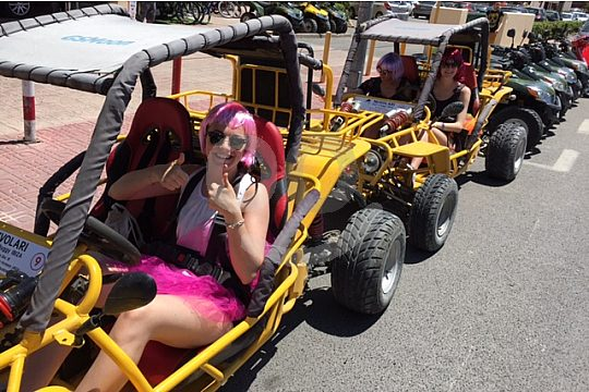Ibiza Geführte Buggy Tour