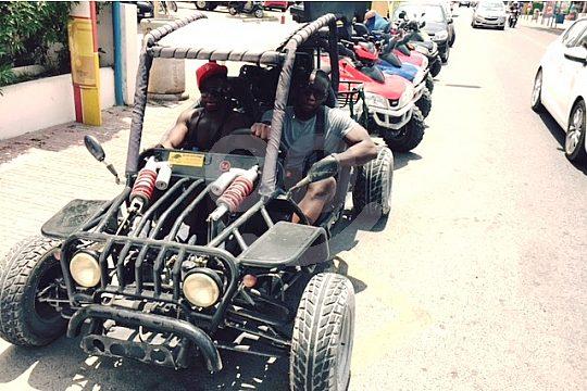 Geführte Tour mit dem Buggy in Ibiza