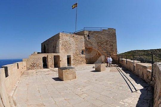 Cabrera Burg besichtigen