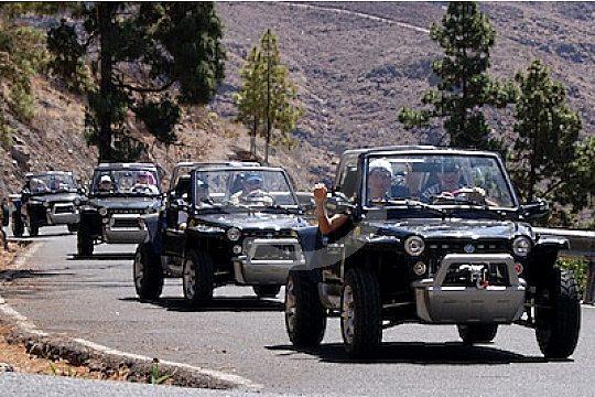 Gran Canaria Jeep Tour