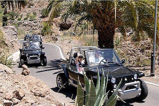 Jeep fahren Gran Canaria