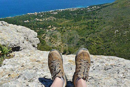 Meerblick auf Mallorca Wanderung