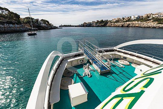 Der Glasboden Boot Ausflug