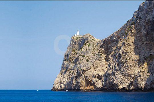 Boot Cap Formentor Mallorca