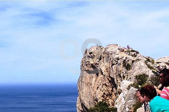 Sightseeing in Formentor