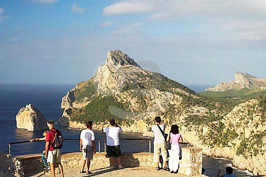 Mirador del Colomer Aussichtspunkt