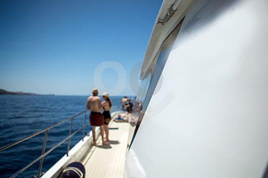 Ausblick auf Gran Canarias Meer