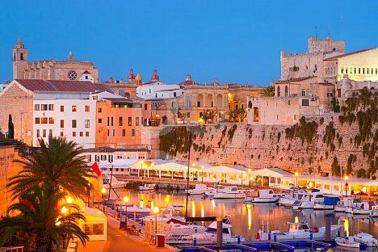 Ciutadella Menorca Fähre