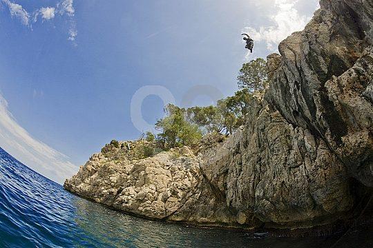 Coasteering auf Mallorca