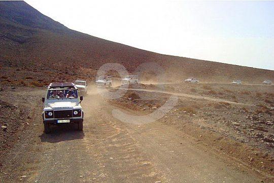 Offroad Jeep Safari Fuerteventura