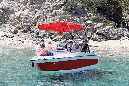 Boot mieten auf Kreta macht Spaß