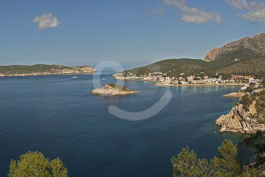 Sa Dragonera und Mallorca