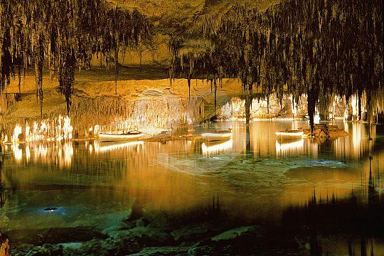 Drachenhöhlen Mallorca Ausflug