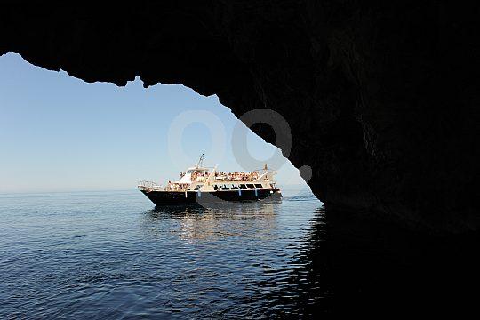 Mit dem Schiff zum Torrent de Pareis