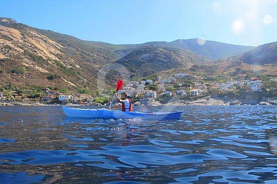 Italien Elba Kayak