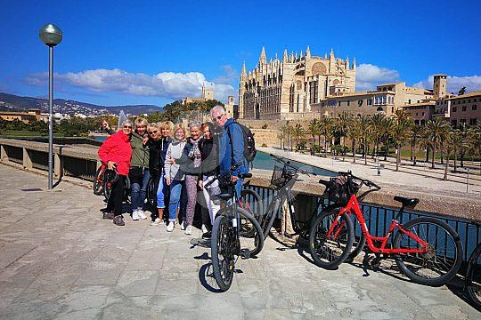 Besuch der Kathedrale in Palma