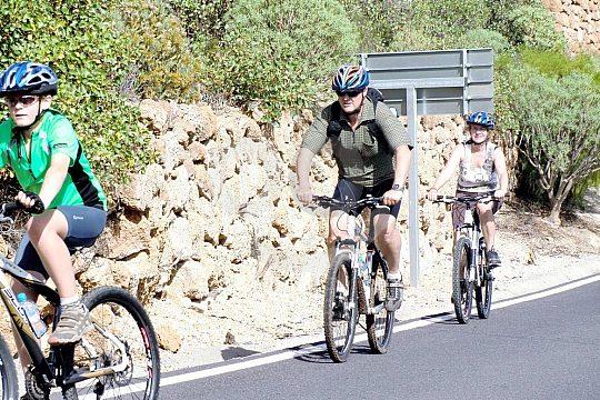 Masca Teneriffa Fahrrad-Tour