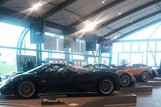 Lamborghini Museum Modena