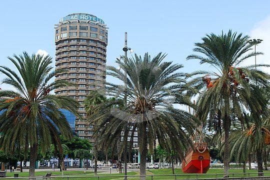 Gran Canaria Stadtführung Santa Catalina