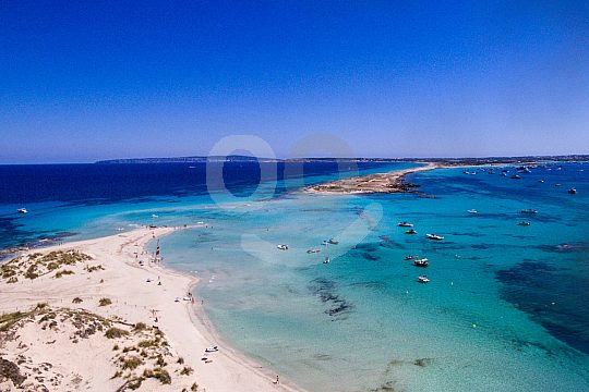 Formenteras Traumstrand Ses Illetes