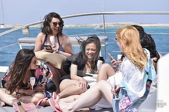 Ibiza Ausflug mit Freunden