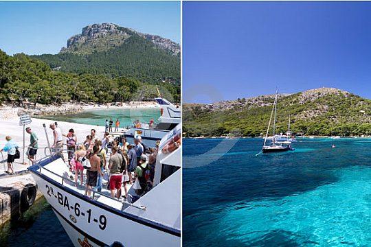 Mallorca Bootsausflug