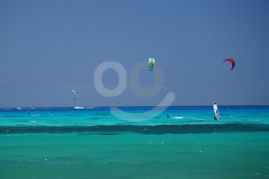 Flag Beach Kitesurfen