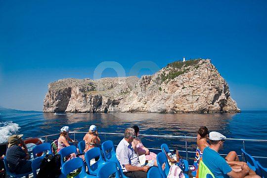 Glasbodenboot Formentor Puerto Pollensa
