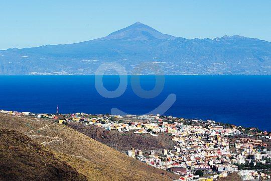 Ausflug von Teneriffa nach La Gomera