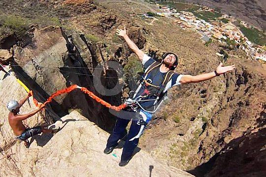 Bungee Jumping in Gran Canarias Norden