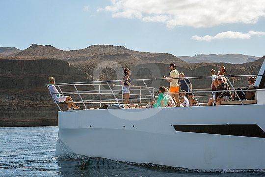 Ausflug mit dem Katamaran in Gran Canaria
