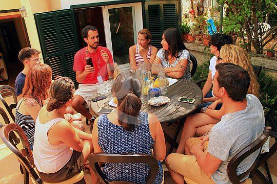Mallorca Kochkurs Hierbas herstellen